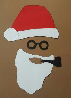 Fotobooth - Weihnachten - Set 1 von ♡Wupti♡ auf DaWanda.com