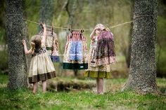 Sweet Country Life ~ Simple Pleasures ~ Laundry Day