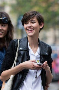 pixie in Paris. #AmraCerkezovic #offduty