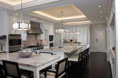 Classic Kitchen - contemporary - kitchen - chicago - Susan Fredman Design Group
