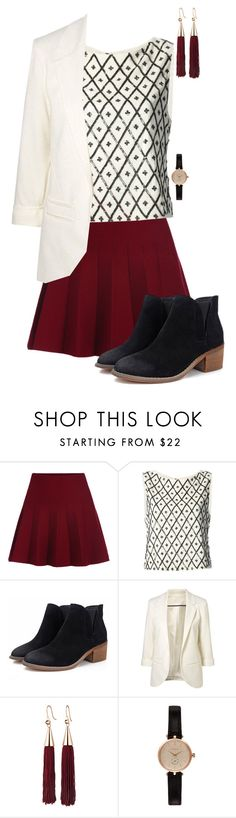 """""""Thursday"""" by kewlcam ❤ liked on Polyvore featuring Alice + Olivia, Eddie Borgo and Barbour"""