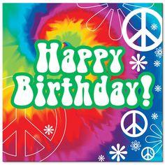 happy+birthday+images+hippie | SE VIENE LA FIESTA HIPPIE CON DISFRAZADOS DE LOS 70 ENTRE LOS ...