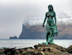 The Seal Woman of Mikladalur - Hans Pauli Olsen, Faroe Islands