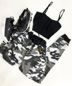Best Edgy Outfits Part 3 Cute Lazy Outfits, Cute Swag Outfits, Teenage Girl Outfits, Cute Casual Outfits, Teen Fashion Outfits, Teenager Outfits, Sporty Outfits, Mode Outfits, Outfits For Teens