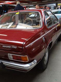 Opel Reckord