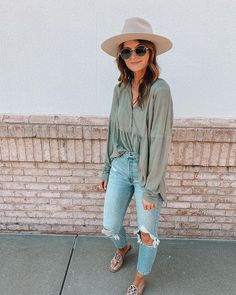 Simple Outfits, Trendy Outfits, Fall Outfits, Cute Outfits, Fashion Outfits, Women's Fashion, Summer Outfits, Boho Fashion Summer, Autumn Winter Fashion
