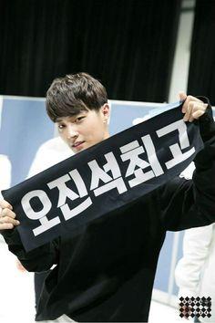 오진석 최고 Oh Jinseok is the best #BOYS24 #Jinseok