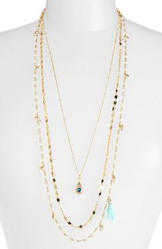Lonna & Lilly Layered Necklace | Nordstrom