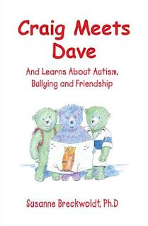 Craig Meets Dave and Learns about Autism, Bullying, and Friendship Book Review