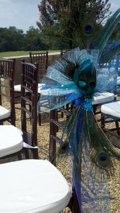 peacock themed wedding | Since the royal wedding, we have been fascinated with fascinators. I ...