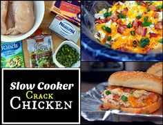 Print PDF  One of my facebook friends, and fellow sports mom of 2, shared a recipe for Slow Cooker Crack Chicken from Cookies and Cups.  She said that she had tried it and her kids really liked it!  Y'all know I am ALWAYS looking for new crock pot recipes to try, especially during this busy …