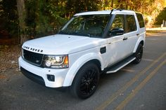 2016 Land Rover LR4 HSE Luxury