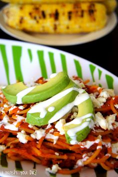Pasta Series: Part 1 - Mexican Pasta with Chorizo - I Wash. You Dry Enchiladas, Tamales, Quesadillas, Mexican Pasta, Mexican Dishes, Nachos, Chorizo Pasta, Bowls, Pasta Shapes