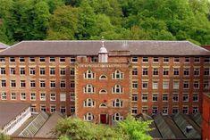 Sir Richard Arkwright's Masson Mills Gateway To The Derwent Valley