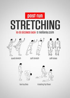 Stretching for Runners