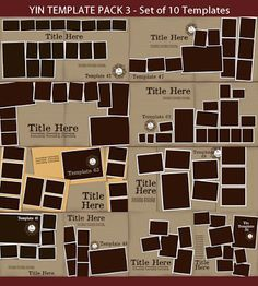 iso yearbook templates digishoptalk digital scrapbooking yearbook pinterest layout. Black Bedroom Furniture Sets. Home Design Ideas
