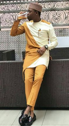 African clothing for men,African long sleeves outfit for men, african fashion for men Latest African Wear For Men, Latest African Men Fashion, African Male Suits, African Shirts For Men, Nigerian Men Fashion, African Dresses Men, African Attire For Men, African Clothing For Men, Ankara Fashion