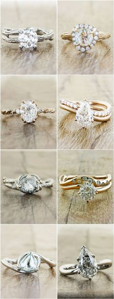 34 Charm Vintage Engagement Rings You Can Say Yes To   www.deerpearlflow…