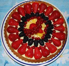 Raspberry, Strawberry, International Recipes, Vodka, Waffles, Yummy Food, Fruit, Breakfast, Cakes