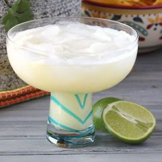Colada Margarita - The best of two worlds a pina colada meets a  margarita - perfect for Cinco de Mayo or fun summer drink.