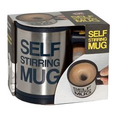 Self stirring mug ;]