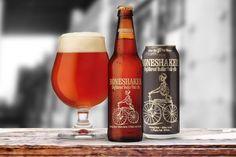 Amsterdam Brewing Co.   Boneshaker Unfiltered IPA