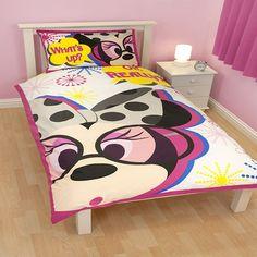 Disney Minnie Mouse Twin Betten - Minnie Maus Twin Betten Mit Schönen  Dekoration  Kinderbett Paplan ec9836f0f0