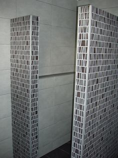 1000 images about badkamerideetjes on pinterest van met and showers - Mozaiek douche ...