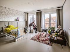 Nursing Home Willibrord interior | atelier PRO