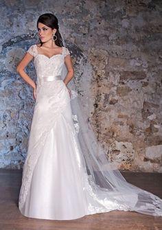 De Mariage Dempire sur Pinterest  Robes De Mariée Aline, Robes De ...