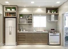 Above the fridge Kitchen Cabinet Design, Kitchen Remodel, Kitchen Decor, Small Space Kitchen, Interior Design Kitchen, Kitchen Room Design, Kitchen Furniture Design, Simple Kitchen Design, Condo Kitchen