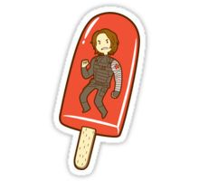 Winter Soldier Ice Pop Sticker