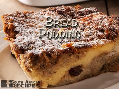 From the YOU kitchen: Better bread – Transform an 'everyday' favourite into something delicious No Bake Desserts, Delicious Desserts, Yummy Food, Dutch Recipes, Cooking Recipes, Pudding Cake, Pudding Recipe, Easter Deserts, Hot Cross Buns