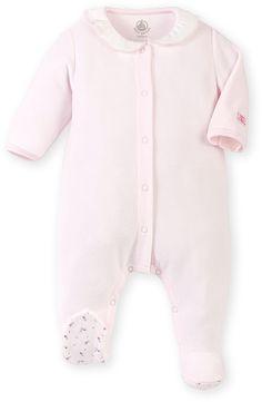 Petit Bateau Nicki Strampler rosa | windeln.de