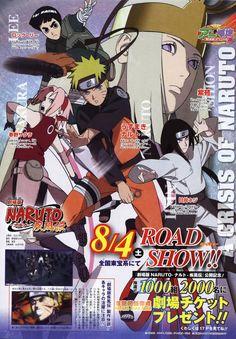 Naruto Shippuden the Movie Naruto Shippuden The Movie, Naruto Uzumaki, Anime Naruto, Boruto, Naruto Images, Sakura Haruno, Awesome Anime, Book Art, Geek Stuff