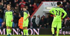 Liverpool criminally fall apart as Fraser ices the cake for Cherries  Jurgen Klopp went from fist-pumps to spitting fury as Liverpool disintegrated from authoritative to all-over-the-place on Sunday after  Comfortable with a 2-0 cushion at half-time and enjoying the same margin of superiority over Bournemouth at 3-1 on 75 minutes they criminally departed the south coast with a defeat.   It was their first across all competitions since August 20 and while they were chasing that game at…