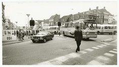 Gedempte Zuiderdiep/Oosterstraat Groningen 1977