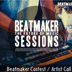 new beatmakersession competition just started. get involved! Ears, Competition, Music, Musica, Musik, Muziek, Music Activities, Songs