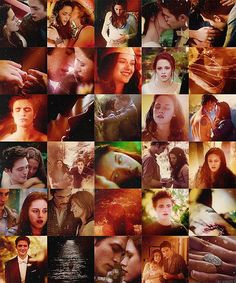 Twilight saga uploaded by Larissa Carter on We Heart It Twilight Saga Series, Twilight Cast, Twilight Pictures, Twilight New Moon, Twilight Movie, Twilight Wedding, Twilight Edward, Bella Cullen, Edward Bella