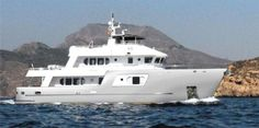 FORTALEZA is an elegant, but rugged Long Range Tri deck expedition yacht offering 4 staterooms with spacious accommodations for 10 owners and guests. She is maintained in ready-to-cruise condition and upgraded often by her knowledgeable owners and seasoned crew.