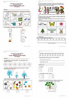 Teste de evaluare inițială C.L.R. și M.E.M. - clasa I - Materiale didactice de 10(zece) Paper Trail, Kids Education, Projects To Try, Bullet Journal, Meme, Blog, Macrame, Camping, Quizes