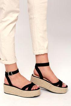 29994048a101 Cobi Black Espadrille Platform Sandals 1 Dressy Sandals