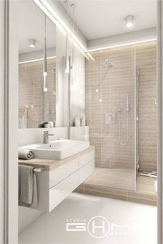 rebath bathroom remodelingiscompletely important for your home. Whether you choose the minor bathroom remodel or small bathroom storage ideas, you will create the best diy bathroom remodel ideas for y Modern Bathroom Design, Bathroom Interior Design, Modern Interior Design, Home Design, Modern Decor, Design Design, Design Trends, Design Ideas, Bathroom Designs