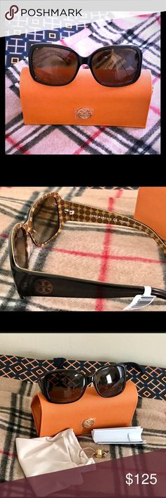 ❤💕  Tory Burch oversize polarised sunglasses Brand new with tag    ✨Last left✨ Tory Burch Accessories Sunglasses