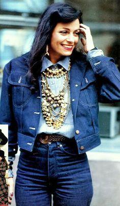 A Designer dress worth Stealing – Norma Kamali - Dressing Vintage