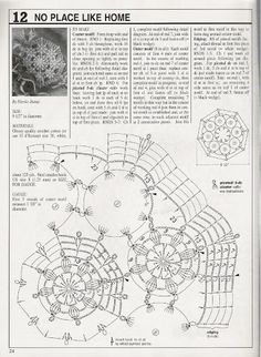Decorative Crochet Magazines 63 - Gitte Andersen - Picasa Webalbums