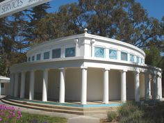 The Temple of the People in Halcyon, CA.  An amazing building, transplanted in an amazing town, with an amazing story!