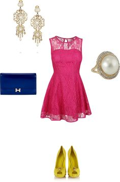 """Bridal Shower Outfit - Check"" by elizabeth-rose-fischer on Polyvore"