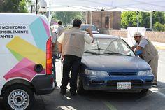 Los automóviles que muestren emisión de humo negro o azul y que excedan los límites de emisión de contaminantes permisibles establecidos en las Normas Oficiales Mexicanas, serán acreedores a sanciones ...