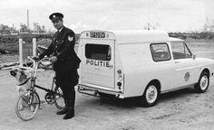 de politie is dubbel mobiel